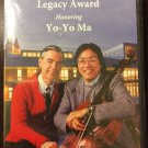 The Fred Rogers Legacy Award Honoring Yo-Yo Ma DVD New Sealed