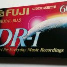 Fuji normal bias DR-1 cassette tape sealed brand new