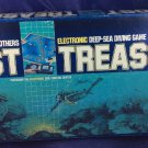 Vintage Parker Brothers Lost Treasure Electronic Deep-sea Diving Game sealed New