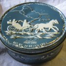 Shirley Jean Fruit Cake Tin~circa 1980's~The Capital Cake Co~FREE US SHIPPING