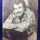 Vintage Tom Selleck Photo Poster Sepia Sealed