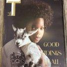 The New York Times Style Magazine December 7 2014 Quvenzhane Wallis