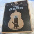 Johnny Cash Cover USA Philatelic Magazine 2Q 2013 w Stamp Centerfold Poster New!