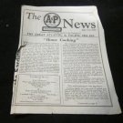 vintage The A&P News Ad June 5-11 1930~supermarket~grocery store promo~