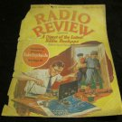 cover of antique magazine: Radio Review~1925~by S. Gernsback~FREE US SHIPPING