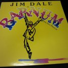Jim Dale in BARNUM the musical vintage LP/record/vinyl~Broadway~FREE US SHIPPING