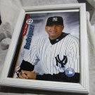 Alex Rodriguez framed photo~MLB hologram~2004 PhotoFile~New York Yankees~A-Rod