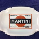 Vintage Martini & Rossi Torino Ashtray Vermouth Spumanti Cocktail tobacciana
