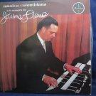 Musica Colombiana a la manera de Jaime Llano Vintage Record Vinyl Album Colombia