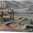 Star Wars Battle of Hoth Action Scene AMT ERTL Model Kit New Sealed 8743
