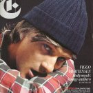 2011 New York Times Style Magazine Holiday edition 2011~VIGGO MORTENSEN on cover