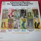 A Festival of Marches: The Philadelphia Orchestra, Eugene Ormandy vintage record