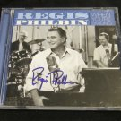 AUTOGRAPHED When You're Smiling CD by Regis Philbin~brand new/never listened to
