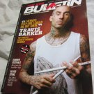 August 2012 The Red Bulletin magazine~New York Red Bulls Soccer~Travis Barker
