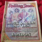 vintage Bee Gees cover Rolling Stone newspaper April 20 1978 Rock & Roll Movies