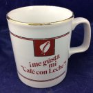 Vintage Maxwell House Coffee Mug in Spanish Me Gusta Mi Cafe Con Leche