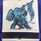 Tufts College Matchbook Matches Front Strike Match Book Vintage Pre 1955