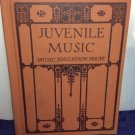 Juvenile Music Education Series 1923 Book Ginn Thaddeus P Giddings vintage