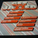 Get Jazzed vintage vinyl/record/LP~promo copy~free US ship