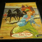 Walt Disney's Toby Tyler Puzzle~CLOWN~by Whitman 1960~COMPLETE~FREE US SHIPPING