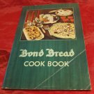 vintage Bond Bread cook book~General Baking Co. 1935~FREE US SHIPPING