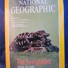 National Geographic magazine Vol 185 No 4 April 1994 The Everglades Lusitania++