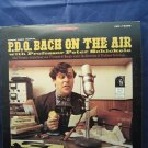 P.D.Q. Bach on the Air PDQ Bach Vintage Record Vinyl LP Album