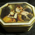 Churchill's of London Bonbons tin~The Scale of Love by Jean Antoine Watteau