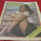 vintage Sissy Spacek cover Rolling Stone newspaper magazine October 18 1979