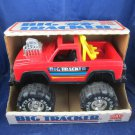 vintage red Big Tracker toy truck by Gay Toys Inc new in box number 7952