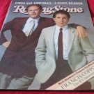 vintage Simon & Garfunkel cover Rolling Stone newspaper magazine March 18 1982