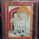 Nicole Creations Unicorn Rainbow Counted Cross Stitch Kit 1902 Brand New Gay