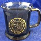 Vintage Bryn Mawr College Glass Mug Seven Sisters Memorabilia Graduation Gift