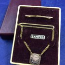 Vintage West Point NY USMA Army Tie Clip In Box Jewelry Military Academy