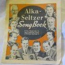 1937 VINTAGE ALKA-SELTZER SONG BOOK~1937~Dr. Miles Nervine~Plop Plop Fizz Fizz