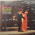 Tony Cabot and His Orchestra Dancing on Park Ave Vintage Record Vinyl LP Album
