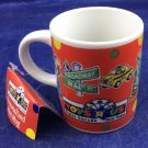 Toys R Us Times Square New York City NYC Red Collectible Mug New with Tag