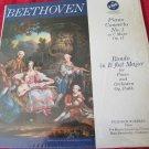Beethoven Piano Concerto No 1& rondo in B Flat Minor LP/vinyl/record~VOX RECORDS