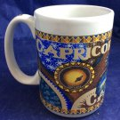 Capricorn Mug Astrological Astrology Star Sign Zodiac Ceramic Goat