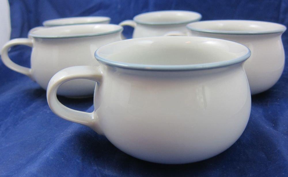 Studio Nova Country Fair Sweet Talk HF 553 Coffee Mug Cut Set of 5 Mugs Cups