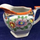 Vintage Mepoco Ware Lusterware Creamer Small Pitcher Made In Japan