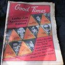 Good Times newspaper June 29-July 2 1982~Springsteen Allman Blondie Elton John