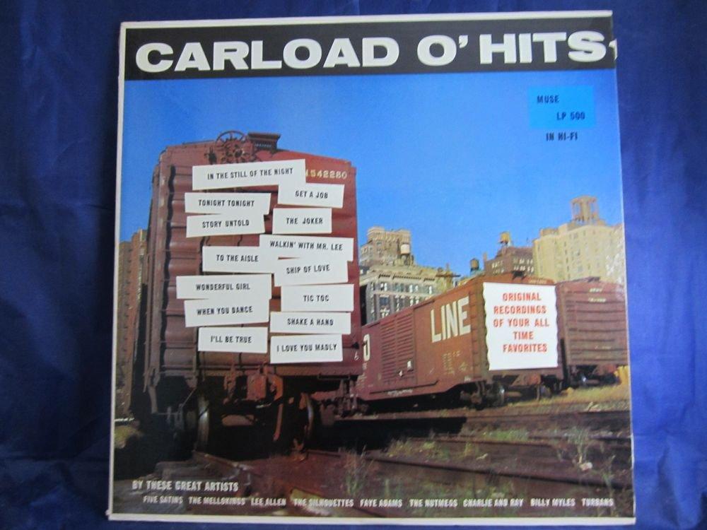 Carload O' Hits Vintage Vinyl LP Record Album Muse 500