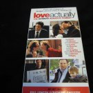 Love Actually (VHS video tape)FULL LENGTH SCREENING TAPE-ART NOT FINAL
