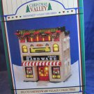 Christmas Valley Hardware Store Mainstreet Collectors Series light up decoration