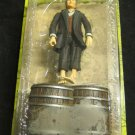 Lord of the Rings BIRTHDAY CELEBRATION BILBO action figure with barrel on card