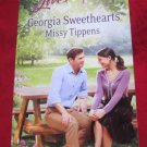 Georgia Sweethearts by Missy Tippens~Paperback romance book~FREE US SHIPPING