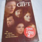 The Gift (2001, Video tape, VHS Format)~FREE US SHIPPING