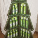 Heineken Beer Christmas Tree Advertizing promo item xmas decoration for your bar