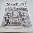 NY Daily News employee publication: News Pix/Newspix~1987~FREE US SHIP